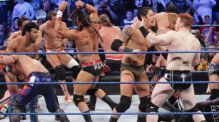 Royal Rumble 2013 full match