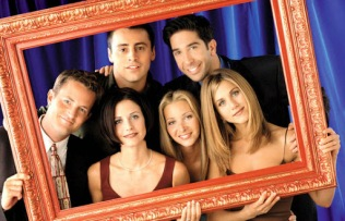 Diez momentazos de Friends