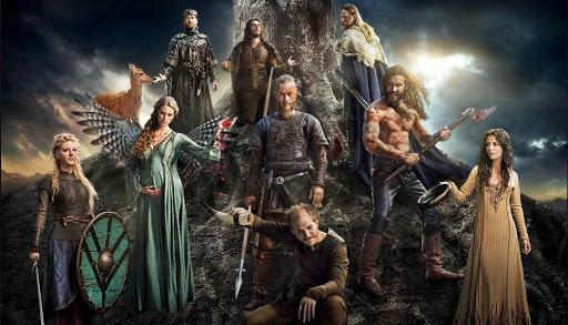 Vikingos ,un poco de historia