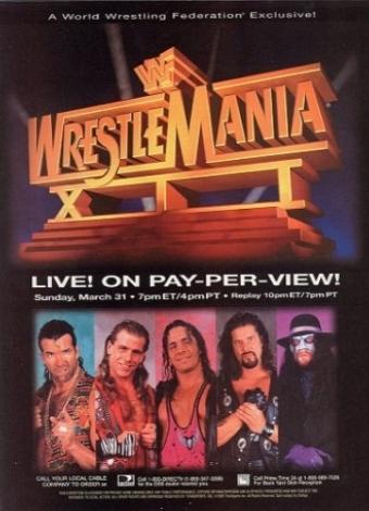 WrestleManiaXII