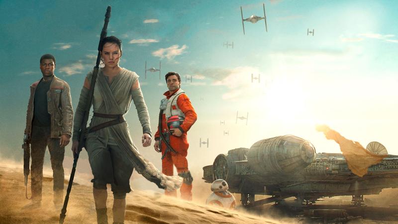 Star Wars Episode Vii The Force Awakens Hd Wallpaper Finn