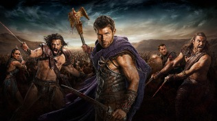 Spartacus: War of the Damned KEYART Spartacus: War of the Damned ֲ© 2012 Starz Entertainment, LLC. All rights reserved..