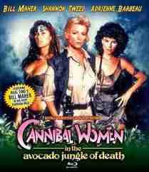 mujeres canibales