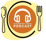 Logo Comida en serie