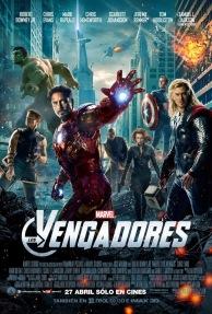 Los_Vengadores_Póster
