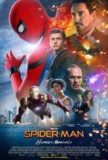 spiderman homecomming